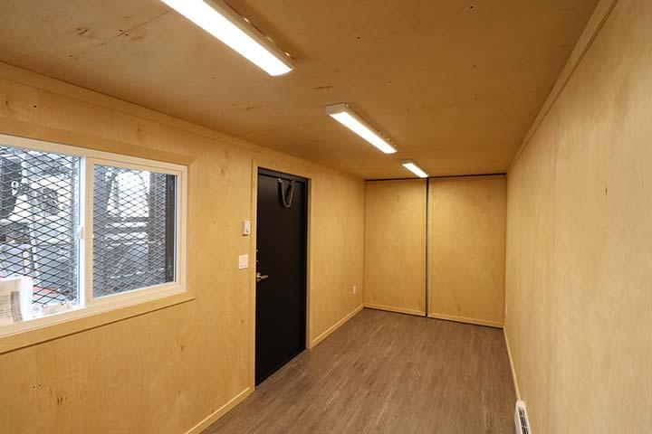 20′ Construction Office - Custom Cubes
