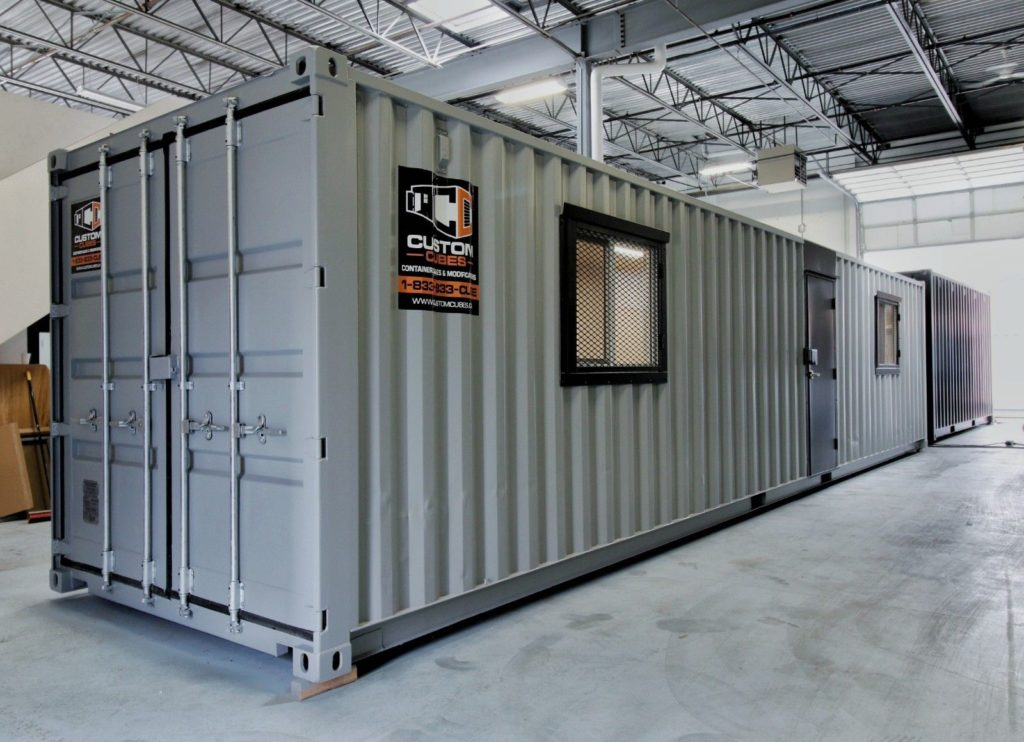 Shipping Containers Edmonton