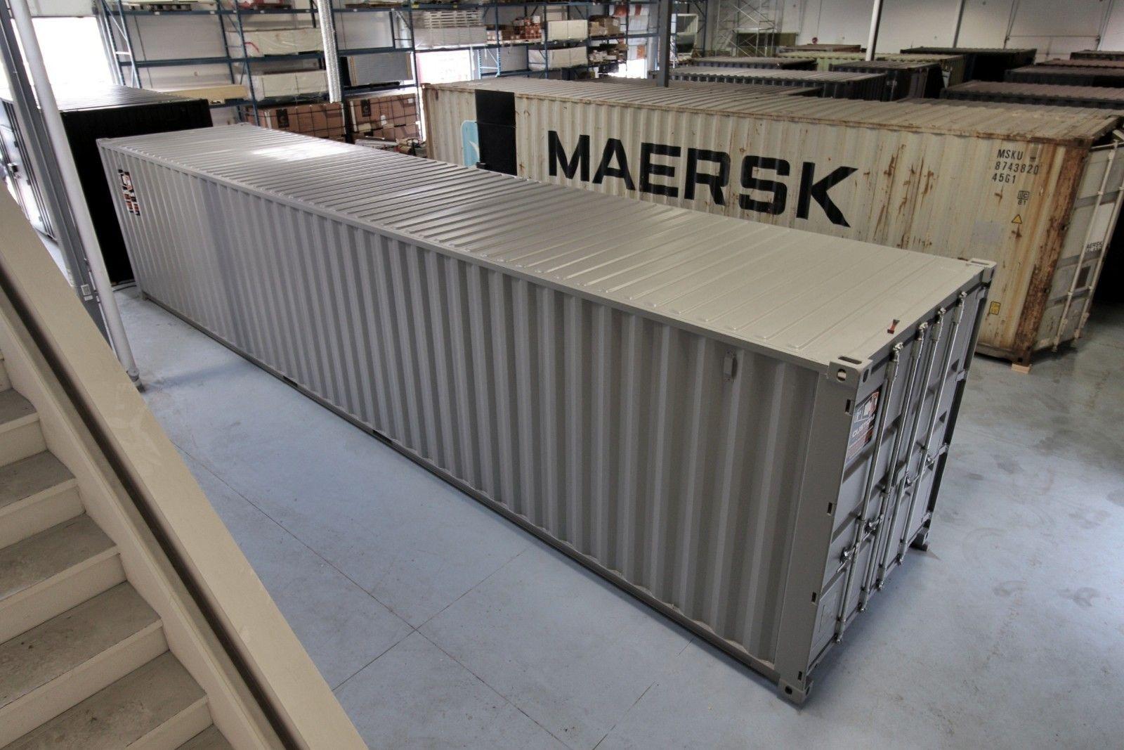 40′ Construction Office - Custom Cubes