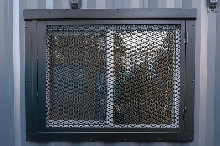 Window - Custom Cubes