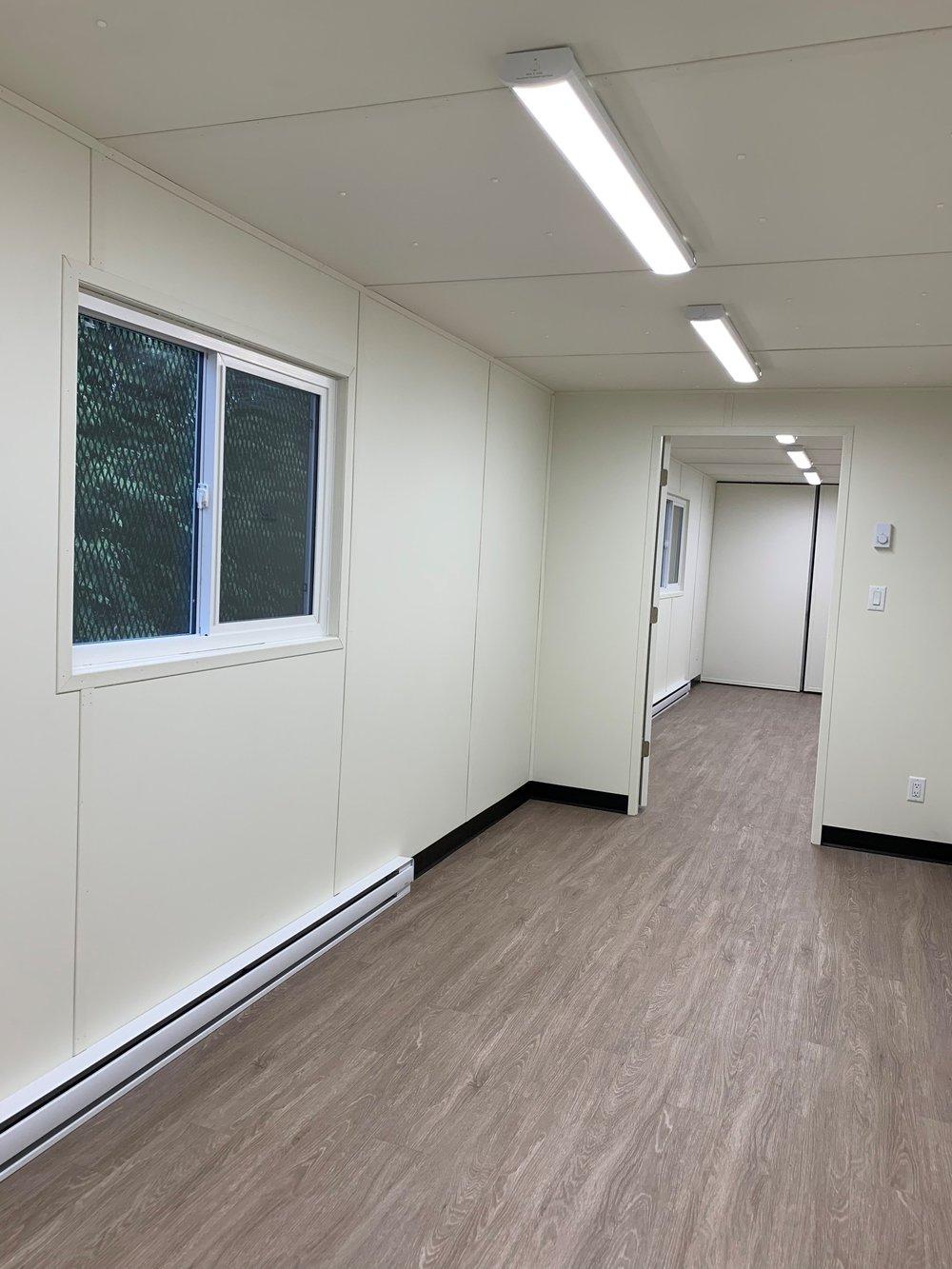 40′ Site Office - Custom Cubes
