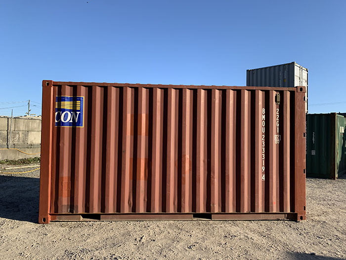 Custom Length Shipping Containers - Custom Cubes