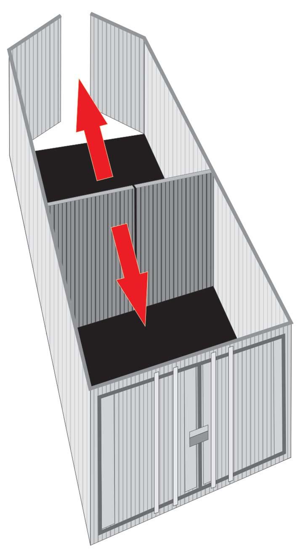 INSTA Divider Wall - Custom Cubes