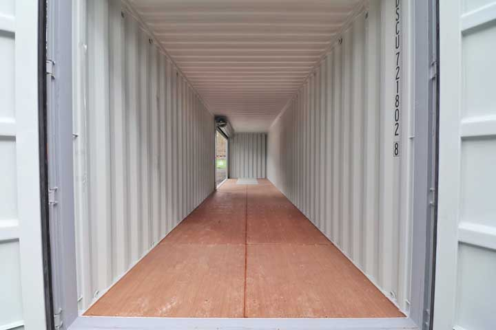 Shipping Container Modifications - Custom Cubes