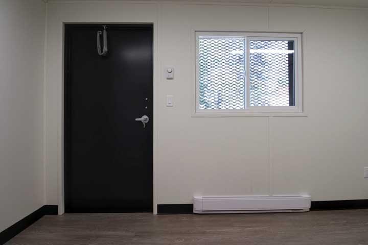 20′ Site office + Washroom - Custom Cubes
