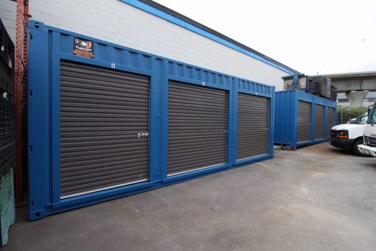 Custom Length Storage Units