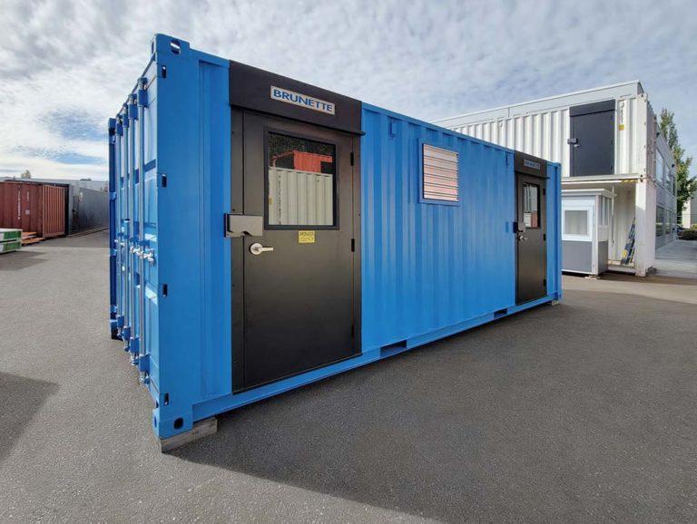 20′ Machinery Housing Unit